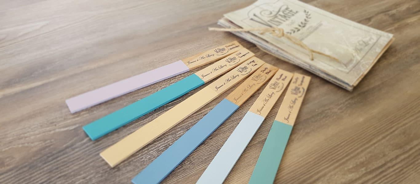 I colori in stile shabby chic french per ricolorare mobili, pareti ...
