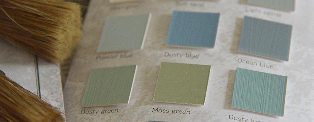 I colori in stile shabby chic french per ricolorare mobili - Nuovi colori per pareti casa ...