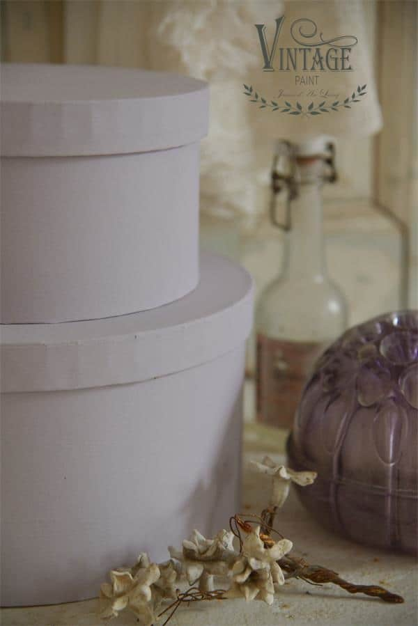 french lavender vintage chalk paint