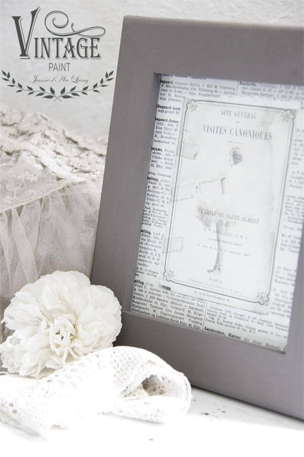 soft linen vintage chalk paint