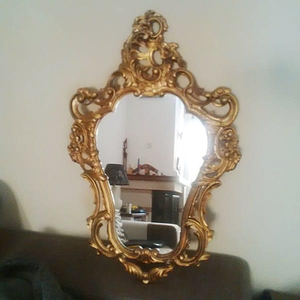 Restyling Di Uno Specchio Vintagepaint