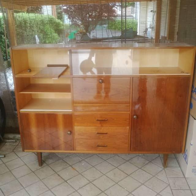 Cosa fare con i mobili molto lucidi vintagepaint - Dipingere ante cucina ...