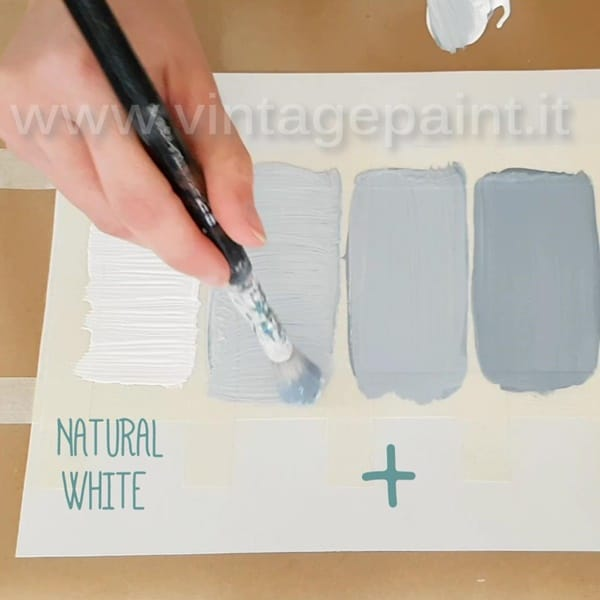 50 sfumature di Vintage Paint – VIDEO TUTORIAL