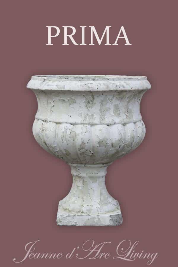 vaso prima della vintage chalk paint