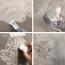 parete grigia in stile shabby con la Vintage chalk Paint – TUTORIAL