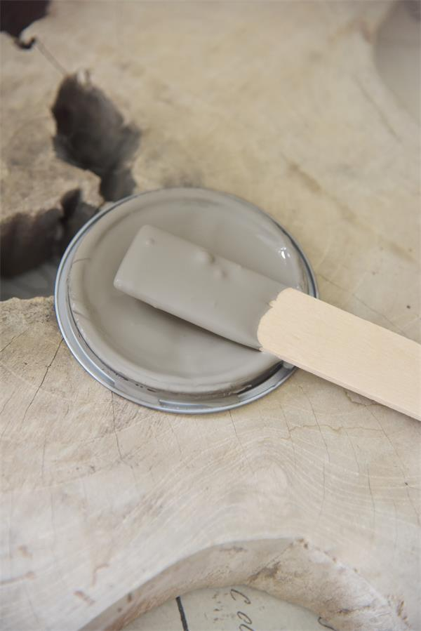 warm latte Vintage chalk Paint autentico look gesso