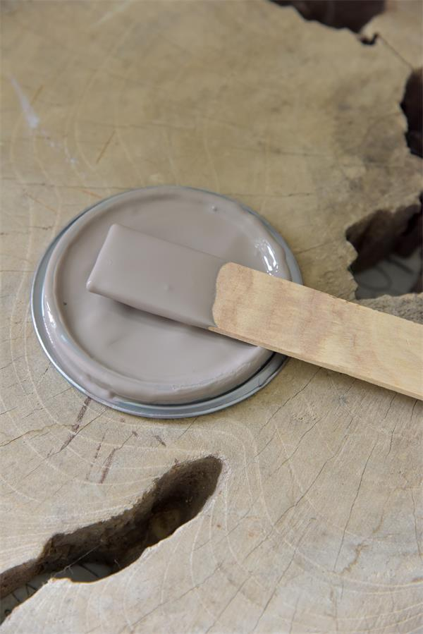 delightful plum Vintage chalk Paint autentico look gesso