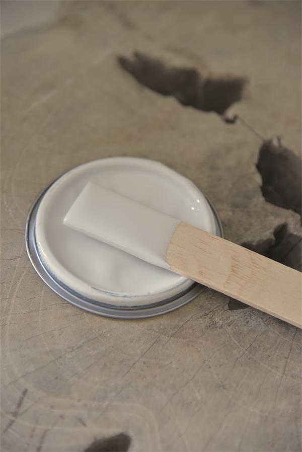 antique cream Vintage chalk Paint autentico look gesso