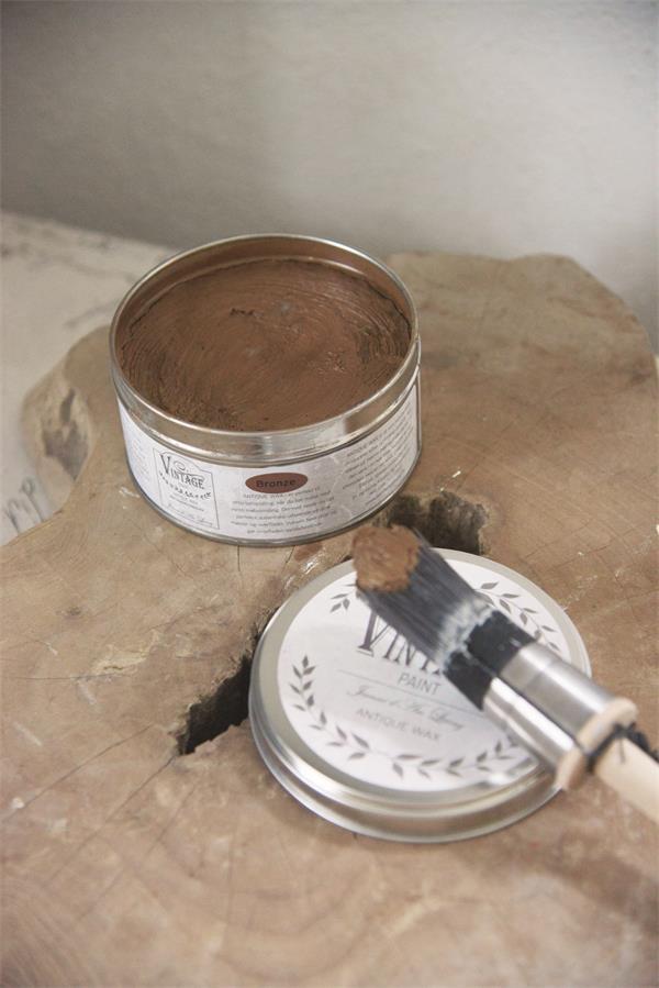 cera novecento bronzo per mobili vintage chalk paint stile shabby