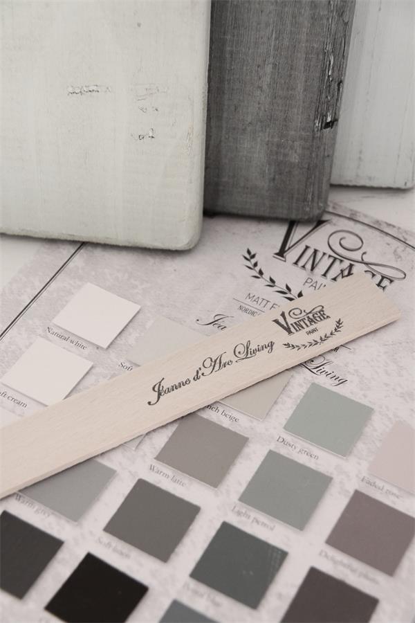 legnetto per mescolare vintage chalk paint