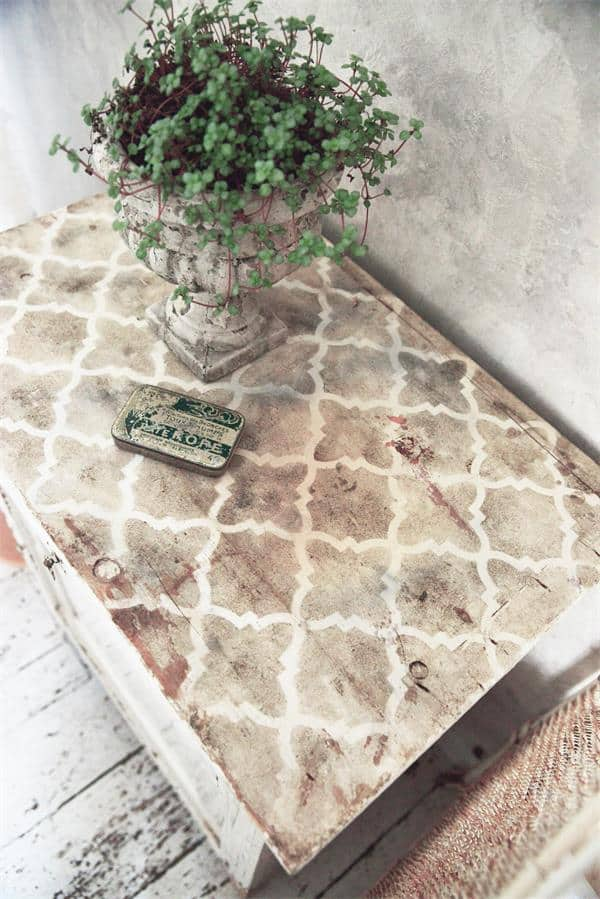 stencil marocco arlecchino
