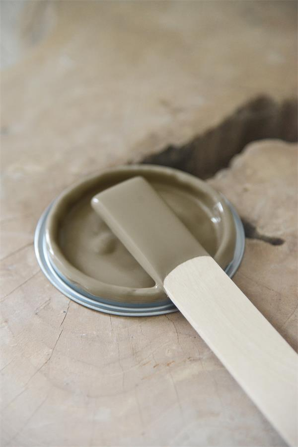 vintage brown Vintage chalk Paint autentico look gesso