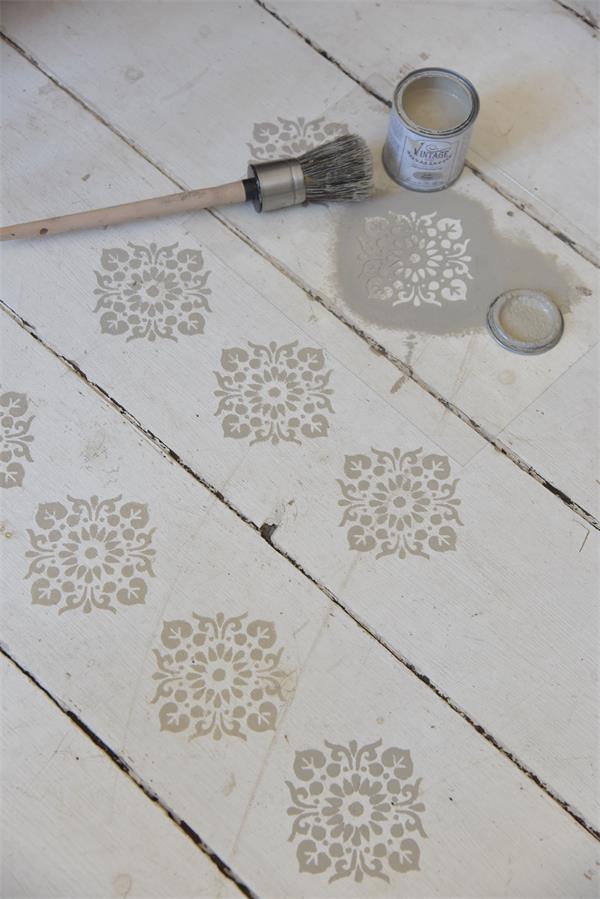 stencil riutilizzabile per progetti creativi