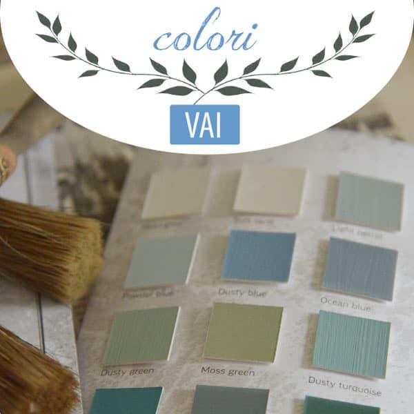 colori Vintage Paint