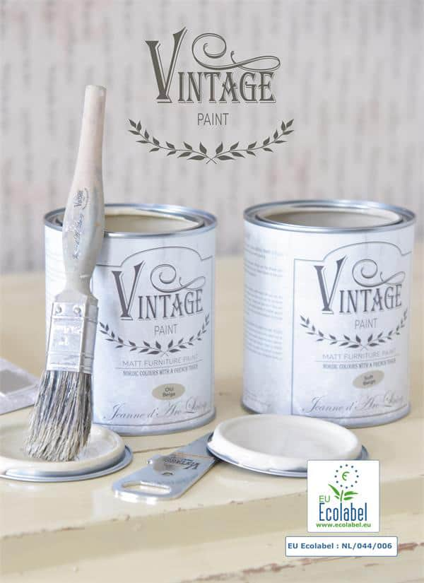 vintage chalk paint pittura a gesso ecologica per ricolorare mobili