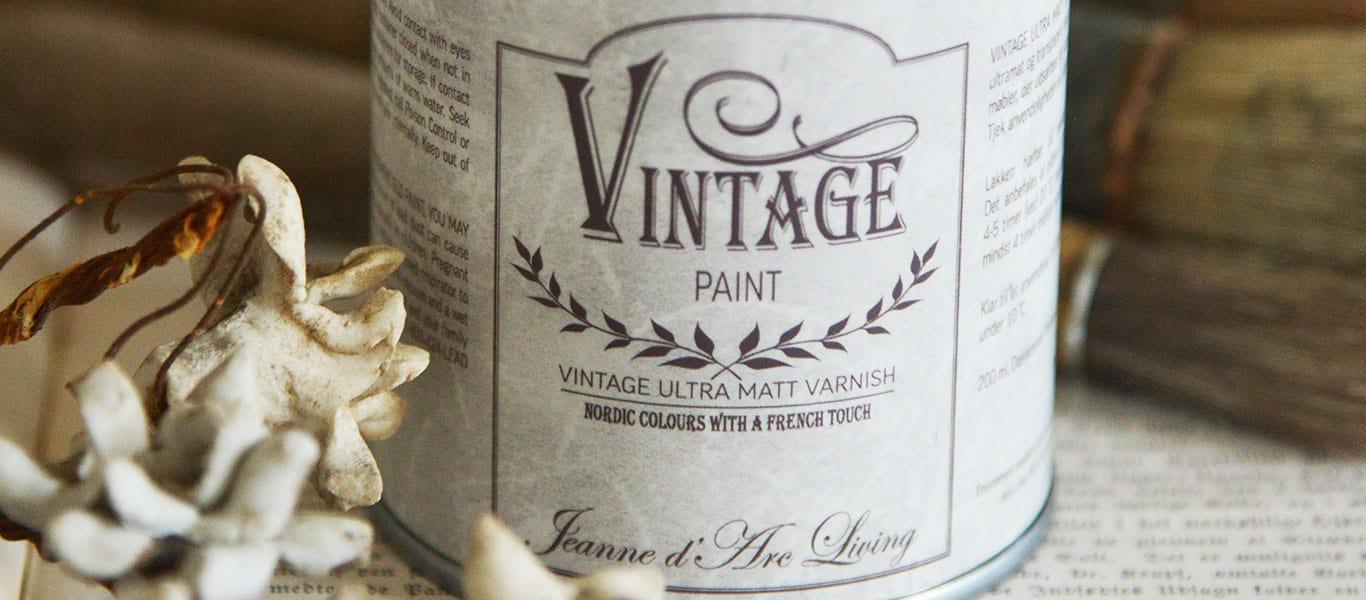 vernice trasparente protettiva vintage chalk paint