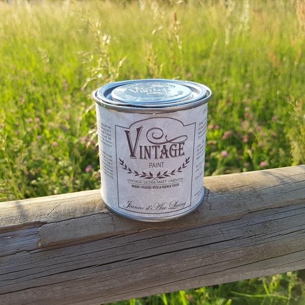 Vintage Paint: il potere della semplicità
