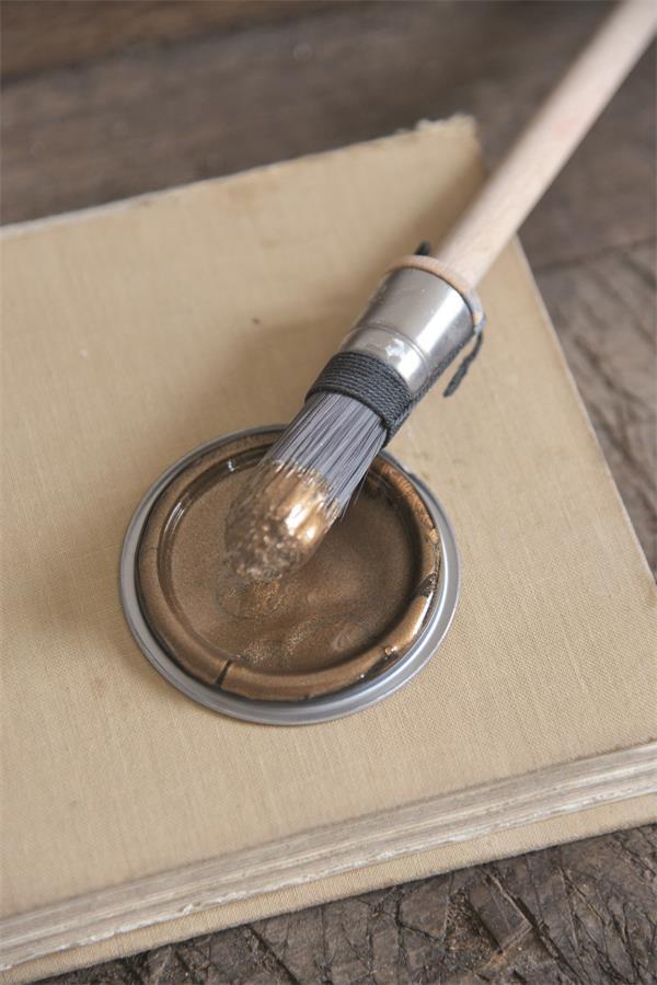 pittura colore metallico bronzo