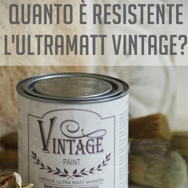 ultramatt vernice protettiva vintage chalk paint