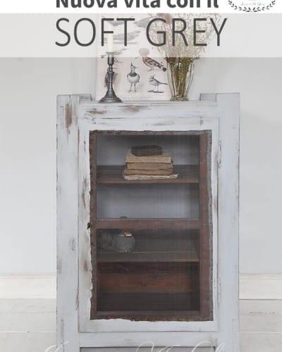 vernice shabby grigio