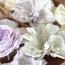 Creare tessuti Shabby Chic tingendo il cotone con la Vintage Paint