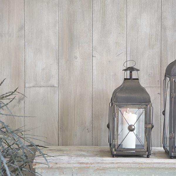 Invecchiare il legno grezzo con la Vintage Paint e le cere – TUTORIAL