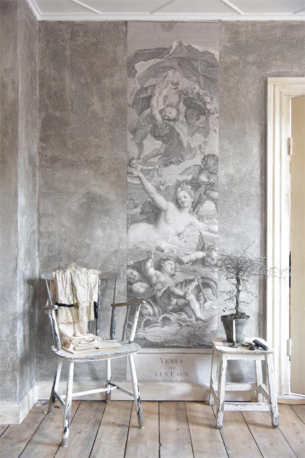 decorazioni per pareti stile shabby chic