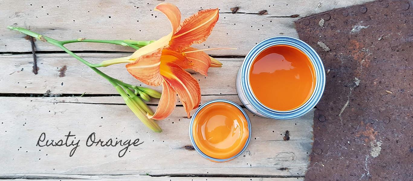 rusty-orange