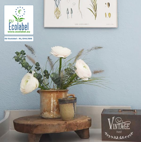 Pittura Naturale Per Pareti Vintage Chalk Paint