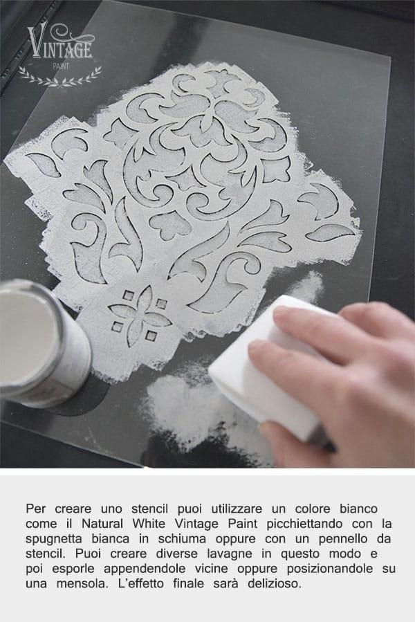 pittura lavagna