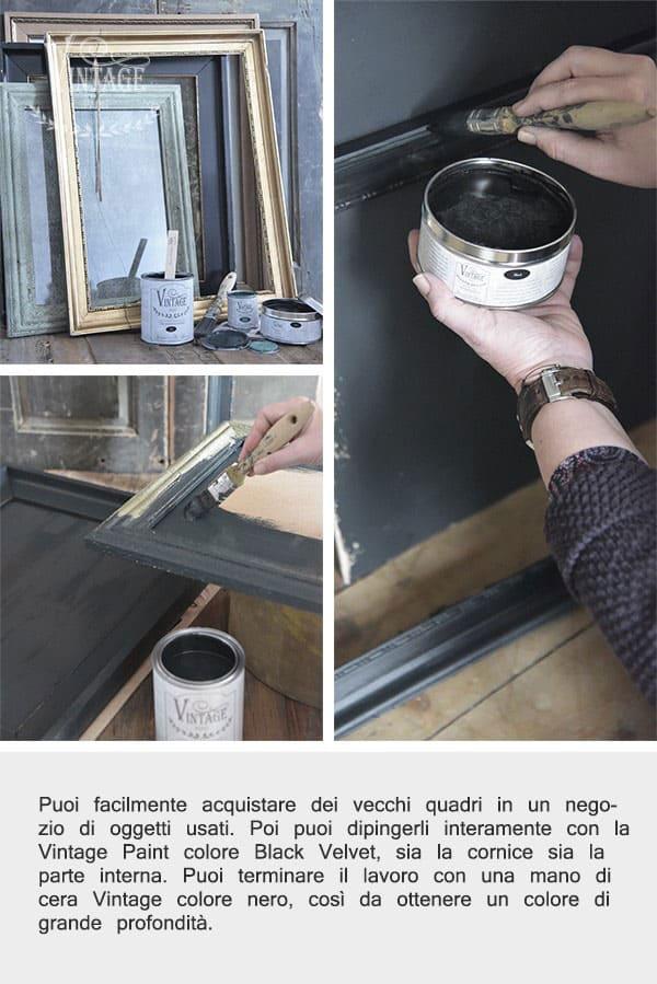 come creare una lavagna