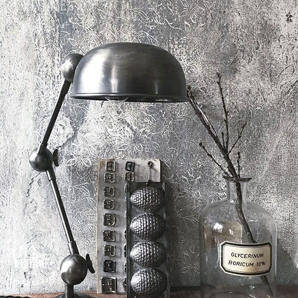 Restyling in stile Industrial con la Vintage effetto Industrial – TUTORIAL