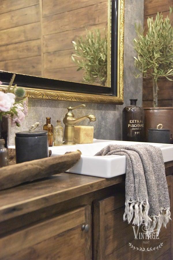 restyling di un bagno