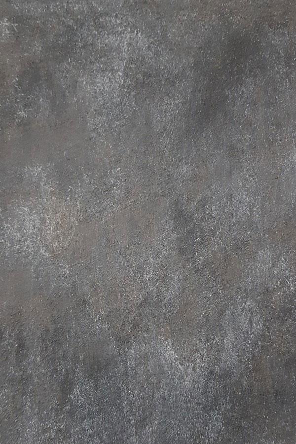 vernice effetto cemento nero