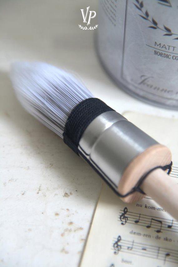 pennello per cere decorative