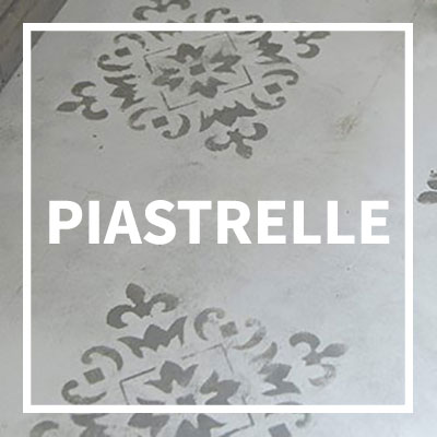 ricolorare le piastrelle con la magica vintage chalk paint